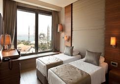 伊斯坦布尔阿卡迪亚蓝色酒店 - 伊斯坦布尔 - 睡房