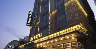 广安25号酒店 - 釜山 - 建筑