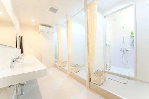 大阪鲁特兹青年旅舍 - 大阪 - 浴室