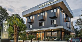加里波第酒店 - 帕多瓦 - 建筑