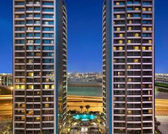 艾坦娜酒店 - 迪拜 - 建筑