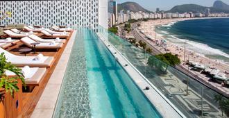 埃米利亚诺里奥酒店 - 里约热内卢 - 游泳池