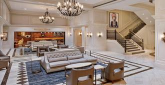 新奥尔良法国区阿斯特皇冠假日酒店 - 新奥尔良 - 休息厅