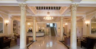 贝乌里瓦奇林德纳大酒店 - 因特拉肯 - 大厅