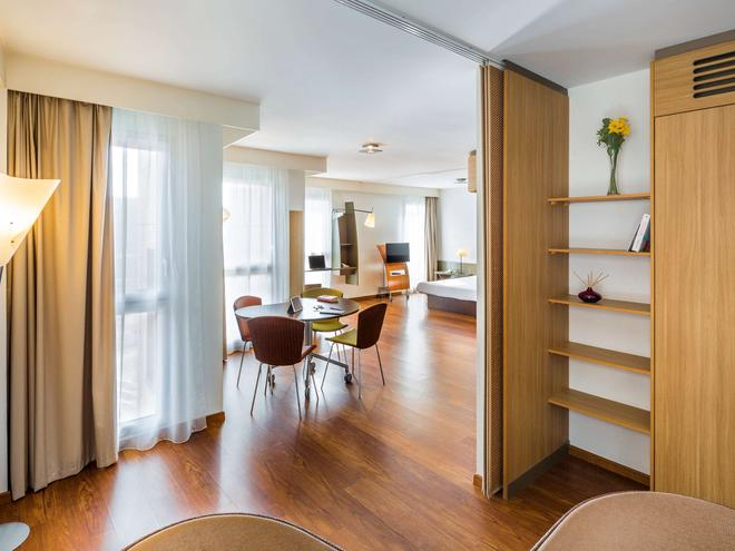 柔居公寓酒店-南特中心 - 南特 - 餐厅