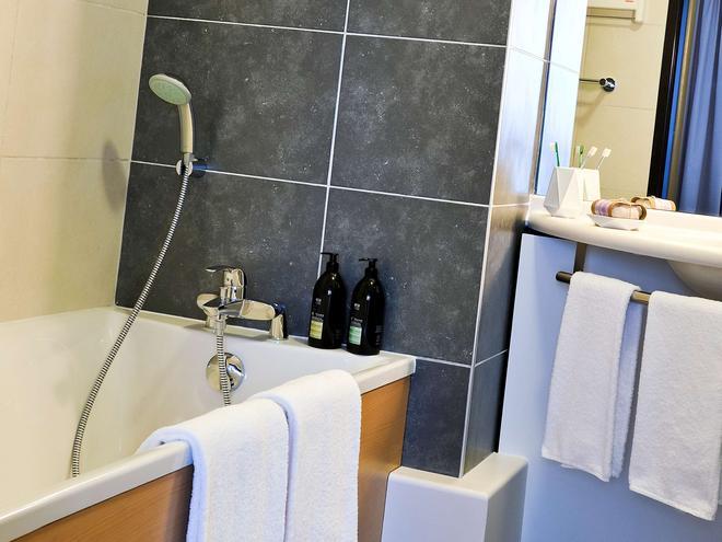 柔居公寓酒店-南特中心 - 南特 - 浴室