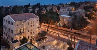 东方耶路撒冷由伊斯洛特尔独家收藏酒店 - 耶路撒冷 - 建筑