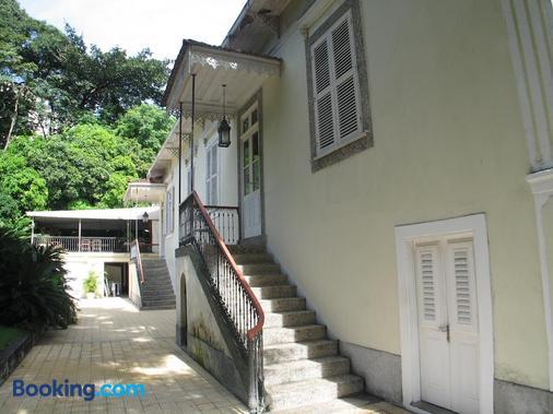 劳林达别墅酒店 - 里约热内卢 - 建筑
