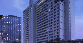马尼拉新世界酒店 - 马卡蒂 - 建筑