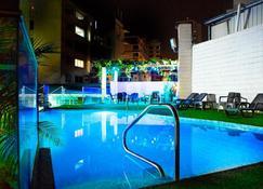 国际大酒店 - 巴拿马城 - 游泳池