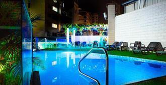 國際大飯店 - 巴拿马城 - 游泳池