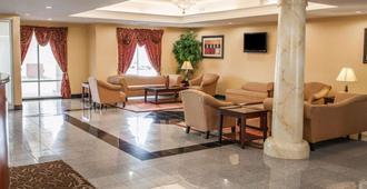 印第安纳波利斯机场附近凯富全套房酒店 - 印第安纳波利斯 - 大厅