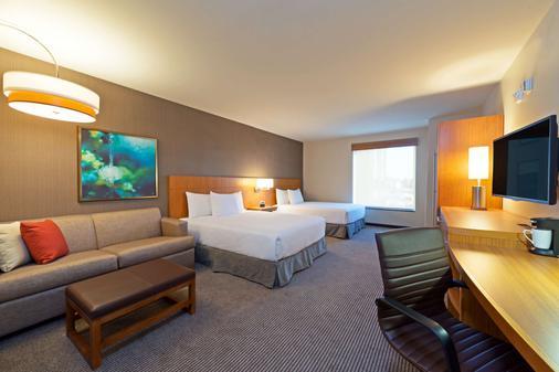 纳什维尔市中心凯悦嘉轩酒店 - 纳什维尔 - 睡房