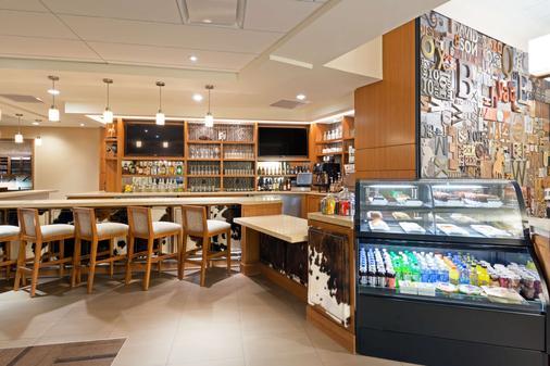 纳什维尔市中心凯悦嘉轩酒店 - 纳什维尔 - 酒吧