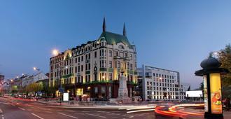 莫斯卡瓦酒店 - 贝尔格莱德 - 睡房