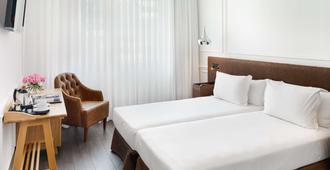 H10伊萨卡酒店 - 巴塞罗那 - 睡房