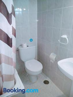 马德里绿宝石旅馆 - 马德里 - 浴室