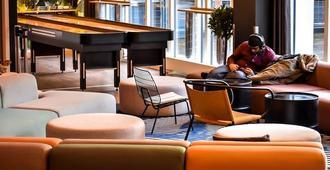 哥本哈根哲奈瑞特酒店 - 哥本哈根 - 休息厅