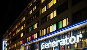 哥本哈根哲奈瑞特酒店 - 哥本哈根 - 建筑