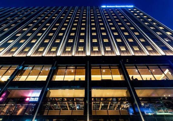 银座大和鲁内酒店 - 东京 - 建筑