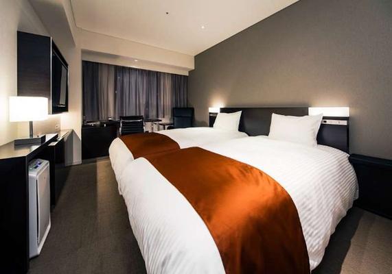 银座大和鲁内酒店 - 东京 - 睡房