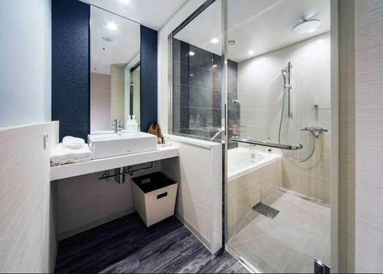 银座大和鲁内酒店 - 东京 - 浴室