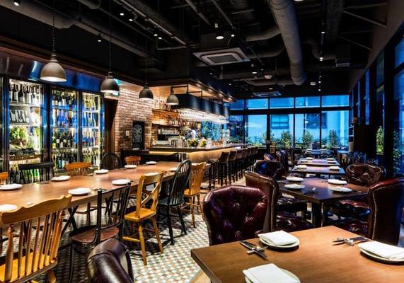 银座大和鲁内酒店 - 东京 - 酒吧