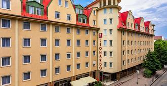 布达佩斯莱昂纳多酒店 - 布达佩斯 - 建筑