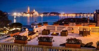 世界顶级酒店集团路纳巴哥里奥尼酒店 - 威尼斯 - 户外景观