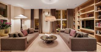 维尔兰伯格瑞士优质酒店 - 苏黎世 - 客厅