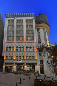 格拉迪瓦酒店 - 伊斯坦布尔 - 建筑