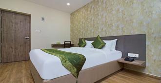 特雷布潮流海洋套房酒店 - 孟买 - 睡房