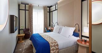 巴黎圣日耳曼戴普雷俊友酒店 - 巴黎 - 睡房