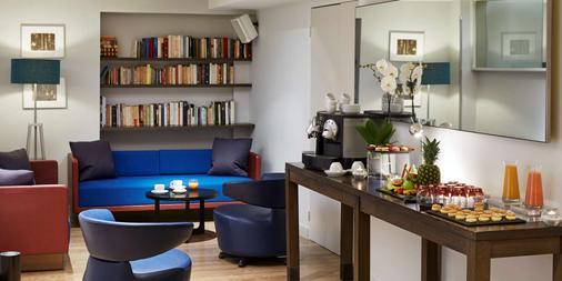 巴黎圣日耳曼戴普雷俊友酒店 - 巴黎 - 自助餐