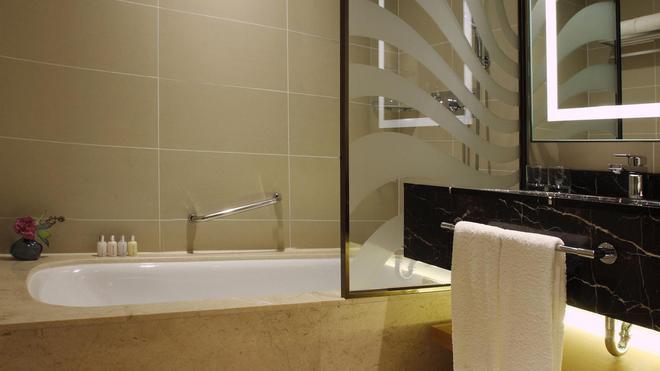 乐天城市酒店济州 - 济州 - 浴室
