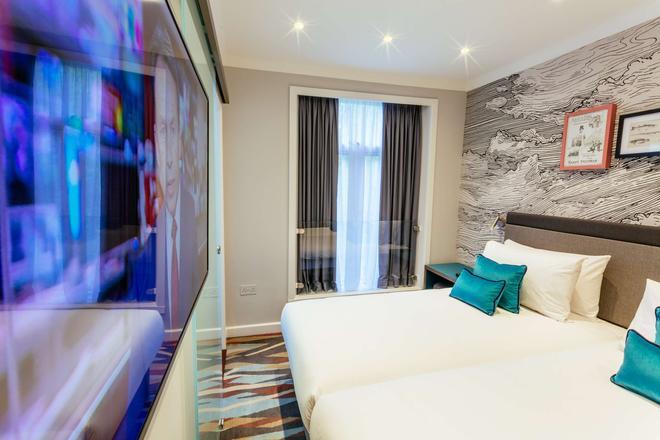 奥利弗广场酒店 - 伦敦 - 睡房