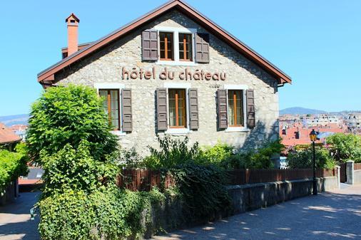 城堡酒店 - 阿讷西 - 建筑