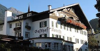 克乐斯嘎斯霍夫酒店 - 因斯布鲁克 - 建筑