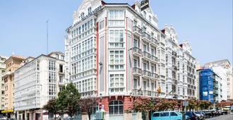 阿巴桑坦德酒店 - 桑坦德 - 建筑