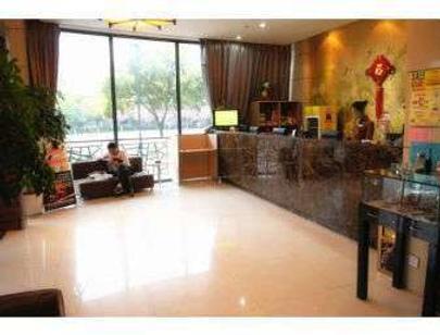 Super 8 Hotel Suzhou Zhuo Zheng Yuan - 苏州 - 大厅