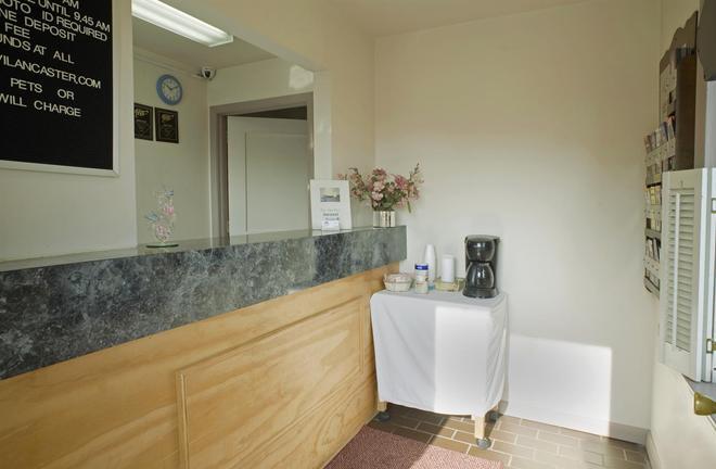 兰开斯特美洲最佳价值酒店 - 兰开斯特 - 浴室