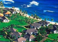 卡胡纳种植园&海滩平房城堡酒店 - 波伊普 - 户外景观