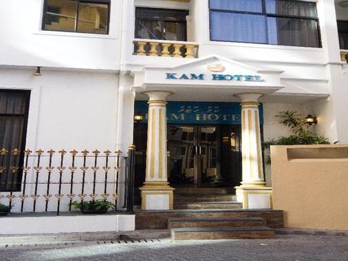 开姆酒店 - 马列 - 建筑