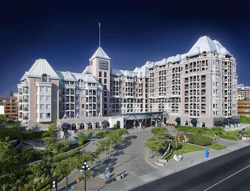 维多利亚太平洋大酒店 - 维多利亚 - 建筑