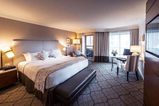 维多利亚太平洋大酒店 - 维多利亚 - 睡房