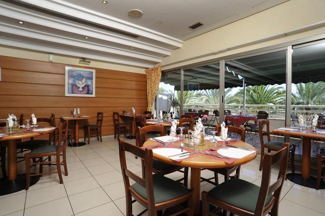 阿利坎特康铂酒店 - 阿利坎特 - 餐馆