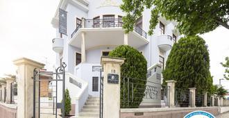 皮尼多萨达迪套房青年旅舍 - 科英布拉 - 建筑