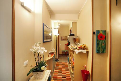 伊尔菲欧雷住宅酒店 - 贝加莫 - 建筑