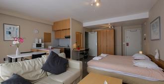 安特卫普城公寓酒店 - 安特卫普 - 睡房