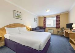 怀特夫德盖普戴斯酒店 - 北安普敦 - 睡房